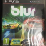 PS3 Game : Blur