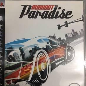 PS3 Game : Burnout Paradise