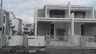 2-storey semi-detached house bandar amanjaya (zon melor)