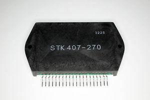 STK407-270 Power Amplifier IC