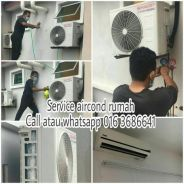 Servis aircond chemical murah
