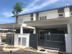Semenyih south new township double storey