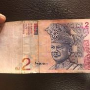 Ringgit Malaysia 2.