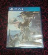 Monster Hunter World R3 PS4
