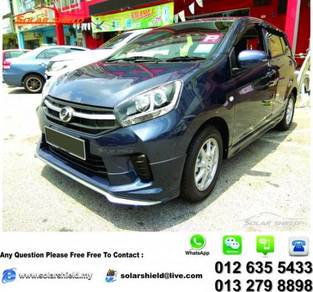 Perodua Axia Gear UP Bodykit With Paint