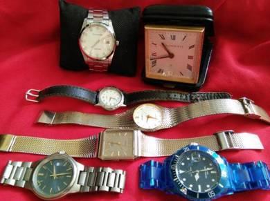 Jam Tangan / Vintage Baltman / Toy Watch / Seiko