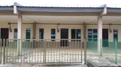 Loan Gov, Rumah Baru Siap, Batu 10, Kota Padawan
