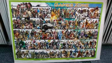 Poster GAMES ZONE