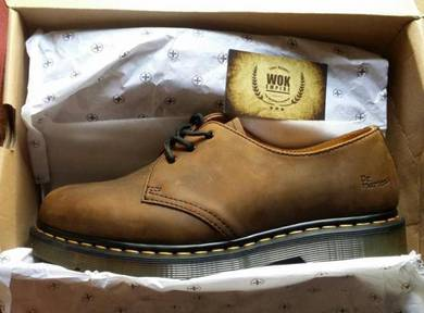 Dr Martens 3 Eye Dark Coffe Original