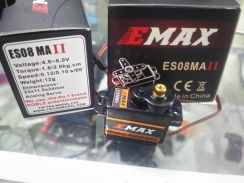 EMAX ES08MA II 12g Mini Metal Gear Servo