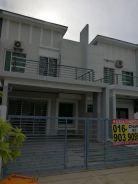 For sale sendayan nusari aman double storey under bank value