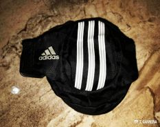 Coin/ Key Case Zipper Adidas Equipment