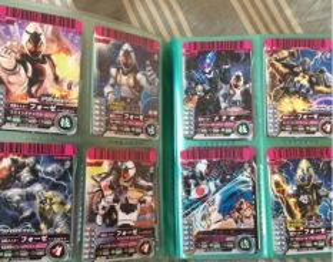Kamen rider cards