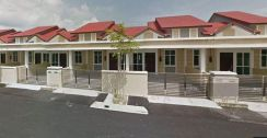 Taman Prestige 3 1400sf New Original Single Storey Terrace Balik Pulau
