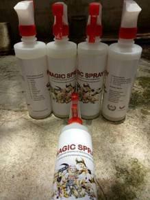 Magic Spray - spray pelbagai guna hapus serangga