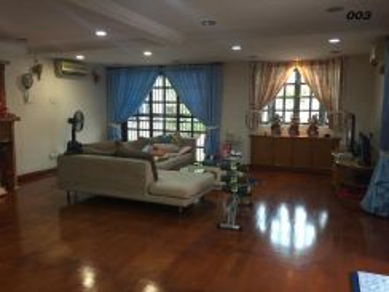 Pandan Perdana, 2 storey corner house, renovated, extended