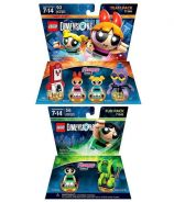 LEGO Dimensions 71343 & 71346 The Powerpuff Girls