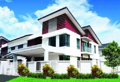 [MAWAR RESORT] BRAND NEW 2 storey 20x73 Freehold near BANGI