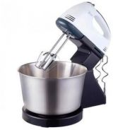 FB101 Baking Hand Mixer Egg Beater with Bowl