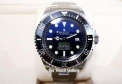Rolex Deepsea D-Blue-116660-Lux Watch