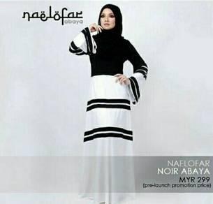 Jubah/abaya nealofa