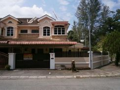 Double Storey Corner House at Bandar Baru Tambun
