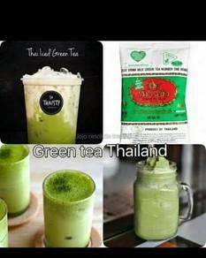 Teh hijau thailand