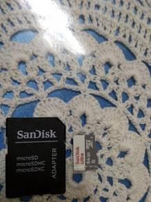Memory card 64gb Sandisk