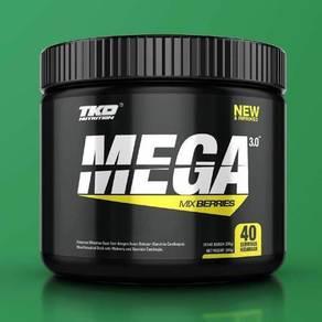 Mega 3.0 Terbaru Jaminan Wang Dikembalikan