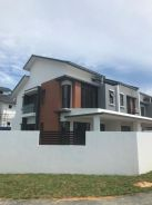 BELOW 43% KL VALUE (gated guarded) Double Storey 22x80 Ampang
