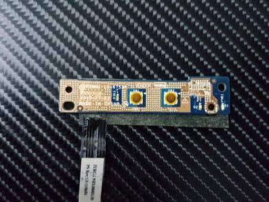 Lenovo G470 Start Button Board