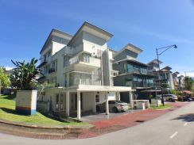Triple Storey Semi D, Prima Villa, Saujana Melawati, Kemensah Heights