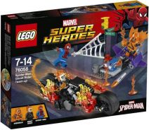 LEGO Super Heroes 76058 Spider-Man Ghost Rider