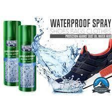 EYKOSI Sneaker Waterproof Spray Repellent