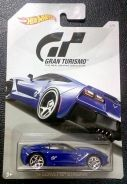 Hotwheels GRAN TURISMO 14 CORVETTE STINGRAY