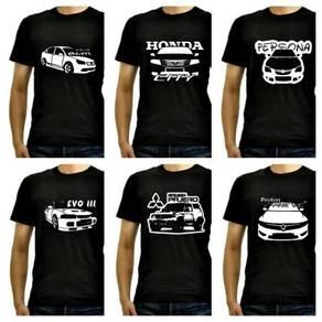 Baju design Preve Persona BLM Evo3 Pajero Honda