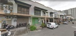 Fortune Park , 2 Adjoining Units 2 Storey Factory , 7000SF , Jelutong