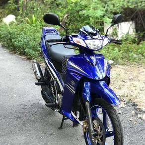 2018 Yamaha 125ZR