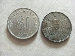 Old Malaysia Collection Coin