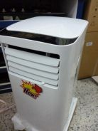 0% GST* New MIDEA Moveable 1hp Air Conditioner