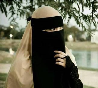 Purdah Niqab