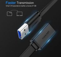 0.5Meter USB 3.0 Cable Flat Extension Cable