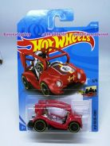 100% Original Hotwheels Series 197/365 KICK KART