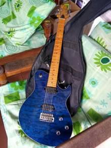 Gitar elektrik dan amp