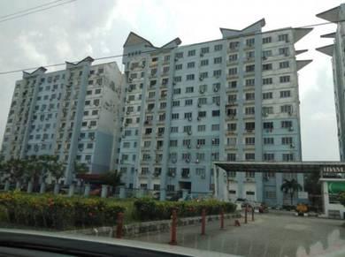 Permas Jaya Idaman Senibong Apt - Sea View - FULL LOAN