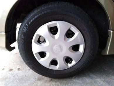 Tayar Rim Original Proton Saga FLX