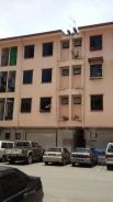 Taman Suria Apartment 2nd Floor For Rent