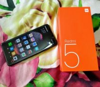 Xiaomi Redmi 5 MY SET (under warranty)