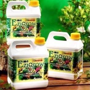 Baja ezigrow vitamin tumbuhan