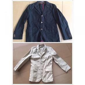 Gap and korea Blazer coat style for men combo